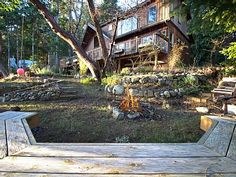 VRBO.com #827681 - Newly Listed! Waterfront! Private Dock! Close to the Roche Harbor Resort!