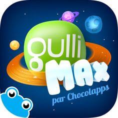 L'application d'abonnement illimité pour vos enfants par Chocolapps et Gulli ! ►https://www.gullimax.com/