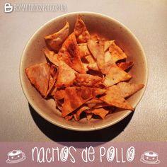 Queso Fresco, Snack Recipes, Snacks, Chips, Food, Meals, Chicken Nachos, Dukan Diet, Essen