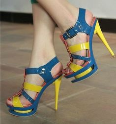 For Summer. Sexy sandals Heels!