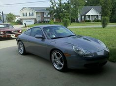 Who had the coolest wheels on their 996? Post a pic - Rennlist Discussion Forums