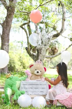Birthday Tea Party, lovely photoshoot idea for girls!