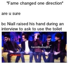 One Direction Funny Moments. Niall Horan. One Direction on The Jonathan Ross Show