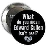 What do you mean Edward Cullen isn't real?