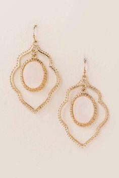 Copperas Drop Earrings