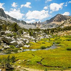 Top 23 wonders of the Sierra Nevada | The secret Sierra | Sunset.com.  The place we love :) @mcgeecreekpackstation