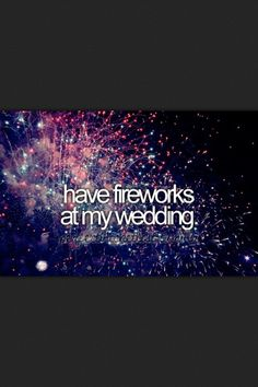 Get married on my birthday? :) 4th of July.