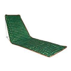 Meadow Rest Waterproof Lounger (Pioneer Plaid)