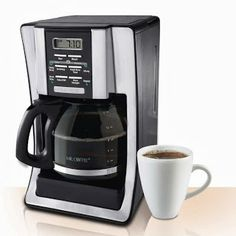 New Age Mama: Holiday Gift Guide - Mr. Coffee 12 Cup Programmable Coffee Maker Review & Giveaway