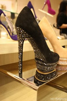 B by Brian Atwood Shoes 2012