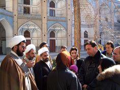 Photo by Yana - Iran, il gruppo riunito