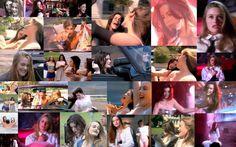 "Alicia Silverstone and Liv Tyler in Aerosmith´s ""Crazy"" video 1994"