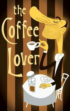 The #Coffee Lover