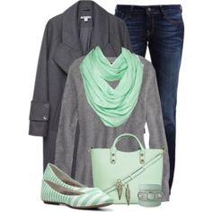 Mint & Gray