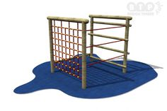 Now this set can help kids with balance and keep them active! Large Climbing Net 3 Rope Parallel Rope Walk 4 Ladder Climb Balance Beam. http://www.bridgetimber.com/product/climbing-frames/large-climbing-frame