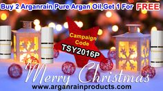 "The Exclusive Offer is Buy 2, get 1 for free"" has began. The campaign period will be continuing till 31.12.2015. You can have 3 products for  2 product price. ***While you buy the product , The only thing you need to do is writing this campaign code TSY2016F on notes  of Paypal.  #health #arganoil #DIY #Marrakech -#Morocco #hairmask#arganoil #avocado #DIY#homemade #haircare dontcare #aloevera #DIY#homemadefacemoisturizer#skincare #winterskincare#arganoil #beauty #crueltyfree#skincare #spf"