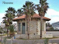 Pireorama ιστορίας και πολιτισμού: Το Βασιλικό Περίπτερο (Παλατάκι) του Πειραιά. Attica Greece, Neoclassical, Athens, Mansions, House Styles, City, Vintage, Beautiful, Home Decor