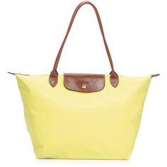 Longchamp Le Pliage Large Shoulder Tote Bag. Love! Love! Love!