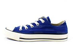 Converse Chuck Taylor All Star Womens Low Converse Blue Shoe Size 5.5