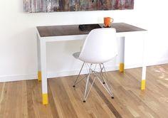 Los muebles con patas de acero están muy bien, muchos de ellos tienen estilo industrial acorde con las tendencias de hoy en día y además son muy...