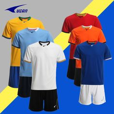 2014 soccer jersey set paintless jersey short-sleeve football training services s04435