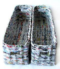 newspaper by makkireQu, via Flickr