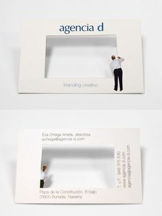 Agencia D Business Card