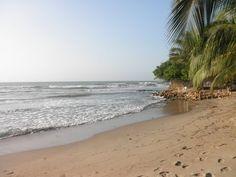 Playa via Barranquilla a Cartagena