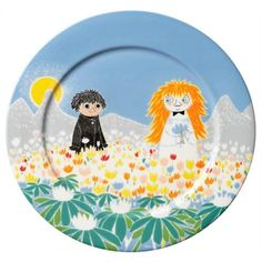 Moomin Friendship Dish 30 cm by Arabia