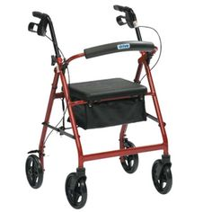 Affordable and high quality Rollator, get the Drive R8 Lightweight Rollator at CareCo from £62.99.