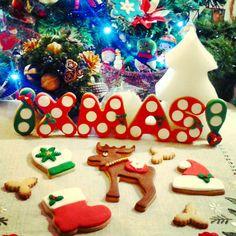 Galletas de Navidad.