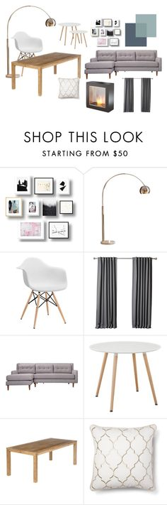 set2 by malgosia-1990 on Polyvore featuring interior, interiors, interior design, dom, home decor, interior decorating, Barlow Tyrie, Volo Design, Ink & Ivy and Frontgate