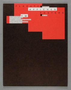 Zeitschrift TM Typografische Monatsblätter, 3, 1984 (Reihentitel) SGM Schweizer Grafische Mitteilungen, 3, 1984 (Reihentitel) RSI Revue suisse de l'imprimerie, 3, 1984 (Reihentitel) Plakate Odermatt & Tissi 1980-1983 (Originaltitel) 1984