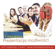 exective coaching; sales coaching www.monikachodyra.pl