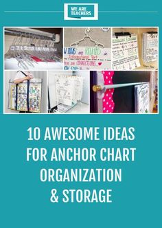 All the best ways to corral your charts.