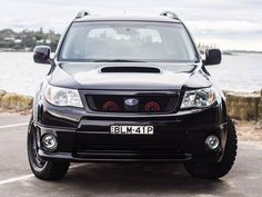 Forester with front bumper - Imgur