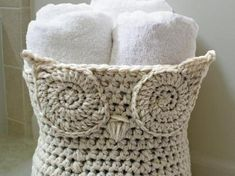 Owl Basket Kit