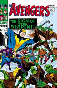 The Avengers (Volume) - Comic Vine