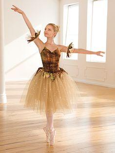 Four Seasons | Revolution Dancewear Fall Fairy Option or Summer Fairy