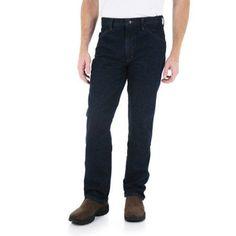 Rustler - Men's Regular Fit Jeans, Size: 40 x 30