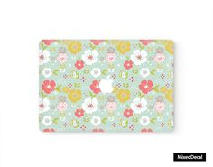 macbook retina top decal sticker top cover apple decal macbook top sticker apple macbook decal sticker cover decal mac sticker apple decal by MixedDecal on Etsy