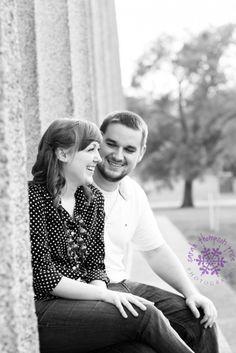 Centennial Park/Parthenon Engagement Session, Nashville TN Engagement Photography » Sarah Thompson Price Photography