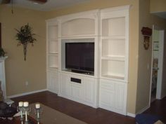get a built in custom wall unit cabinet well design your custom entertainment center to perfectly fit your space get a free estimate - White Entertainment Center Wall Unit