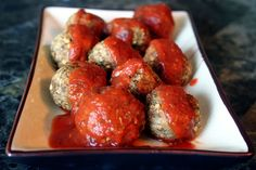 """Eggplant """"meat""""balls - I can ground beef with this and it would go further and get veggies down the kids and hubby!"""