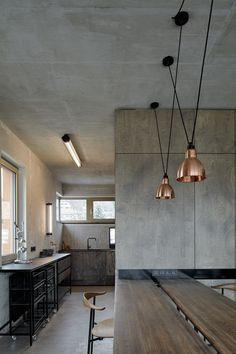 Loft Hřebenky à Prague par Studio Formafatal - Journal du Design