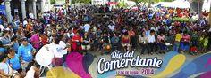 """Sin precedentes, la Septima Edicion del Día del Comerciante 2014  """"Hablemos y Actuemos Bien por Río Bravo"""""""