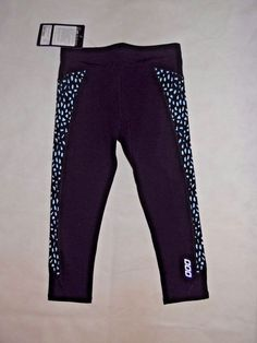 1769ef01edb4ef Lorna Jane LJ Black Jungle Stability 7/8 Athletic Tight Workout Size XS  Black #
