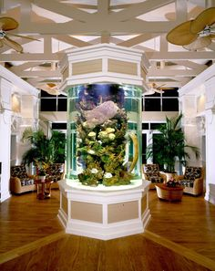 Change The Look Of Your Room With This Home Aquarium Tanks (3)