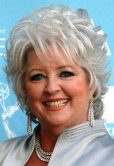 paula deen hairstyle so cute hair nails and other girly