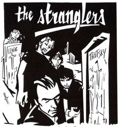 The Stranglers by Serge Clerc